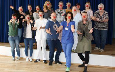 """23. Mai 2019: Workshop """"Humor hilft Heilen"""" in der Lungenklinik Hemer"""