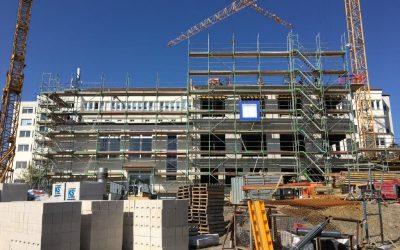 Lungenklinik-Bauprojekt: Trotz Corona läuft alles nach Plan