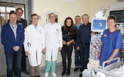 Dialyse in der Lungenklinik Hemer