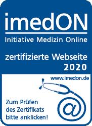 Website der Lungenklinik Hemer erneut zertifiziert
