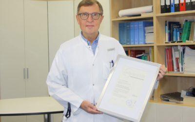 November 2020: Chefarzt der Lungenklinik zum Privatdozenten ernannt: Priv.-Doz. Dr. med. Michael Westhoff schließt Habilitation erfolgreich ab