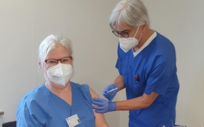 20. Januar 2021: Impfstart in der Lungenklinik Hemer