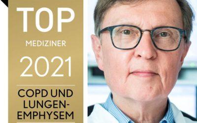 Focus-Ärzte-Liste 2021: Priv.-Doz. Dr. Michael Westhoff TOP-Mediziner